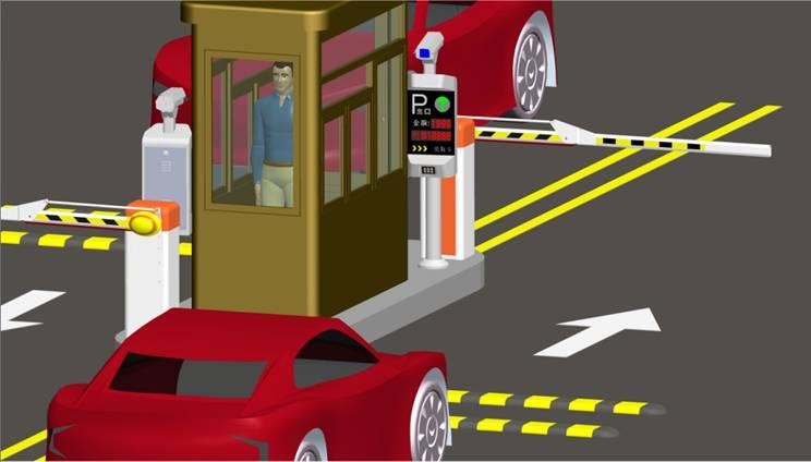 车牌识别系统施工解决方案
